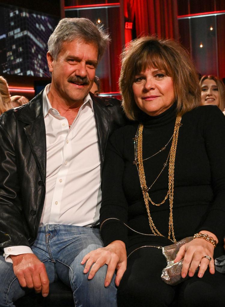 Peter Weber and Barbara Weber