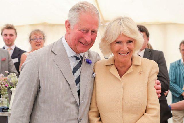 Prince Charles Camilla Parker Bowles