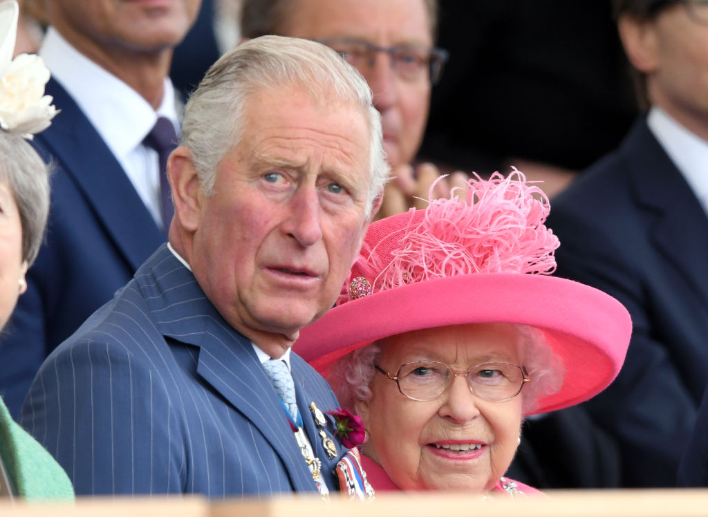 Prince Charles, Queen Elizabeth