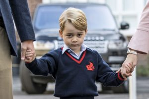 Prince George Has a New Musical Hobby Playing a String Instrument