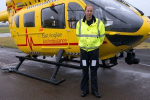 Prince William Is Seriously Considering Returning to Work as an Ambulance Pilot, Royal Source Says