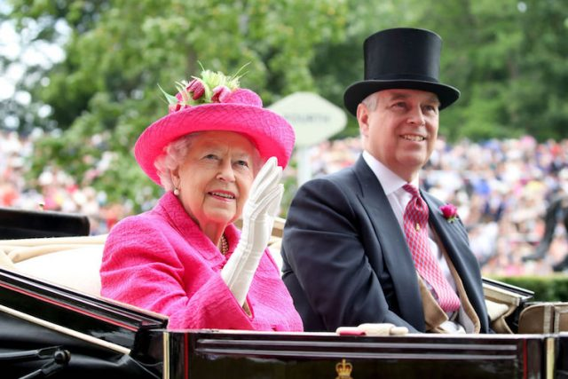 Queen Elizabeth's Drama With Prince Andrew is Growing Behind the Scenes