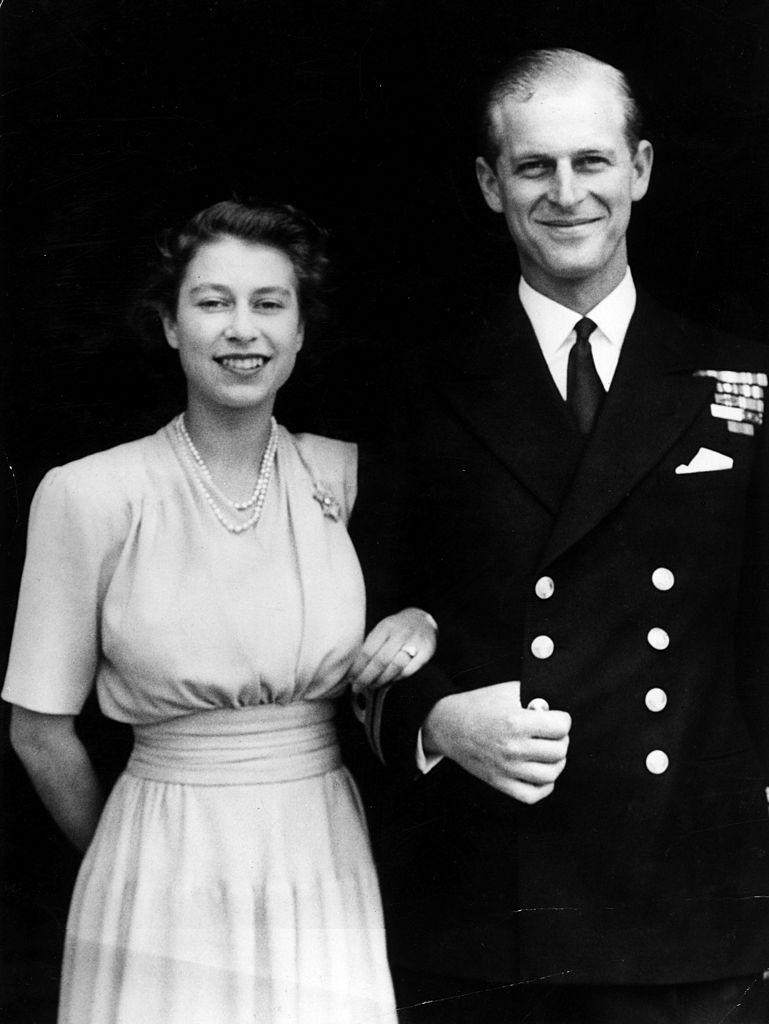 Princess Elizabeth & Prince Philip   Prince philip queen
