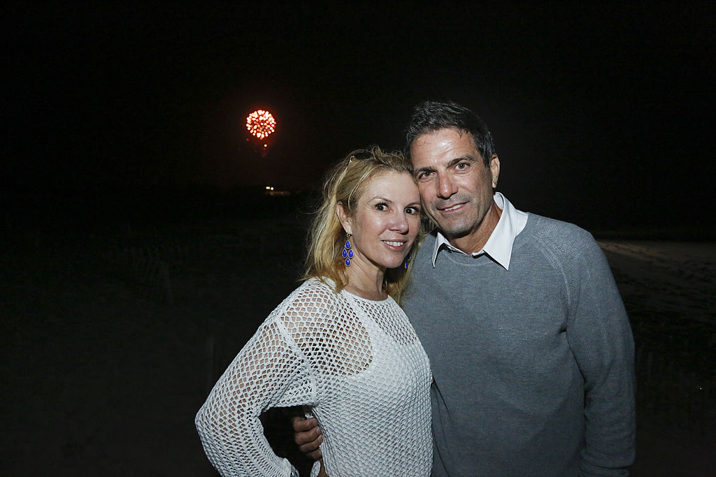 Ramona Singer, Mario Singer of 'Real Housewives of New York'