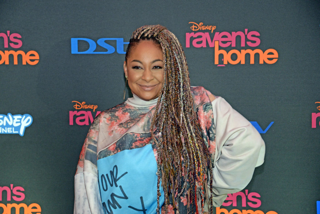 Raven Symone Raven's Home season 2 screening