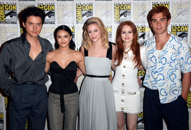 'Riverdale' Shuts Down Production After Contact With Coronavirus Patient