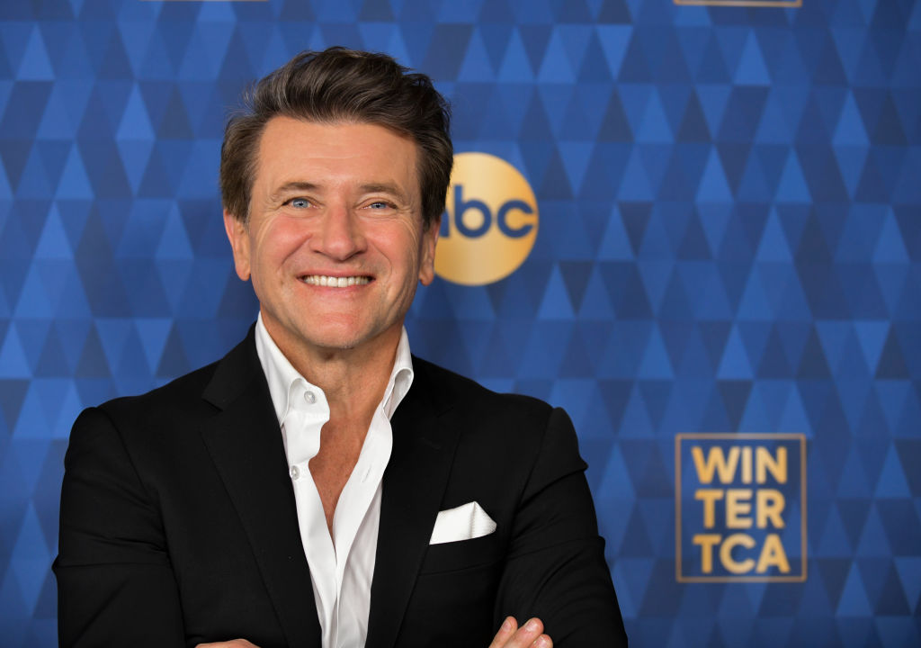 Robert Herjavec attends the ABC Television's Winter Press Tour 2020
