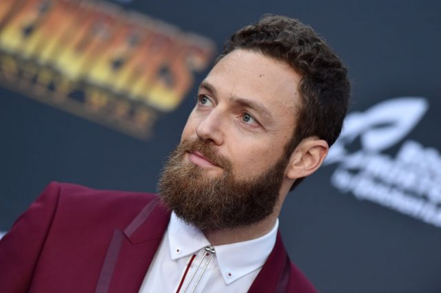 Ross Marquand at the premiere of 'Avengers: Infinity War'