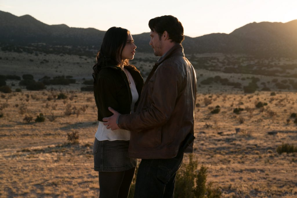 Roswell, New Mexico - Jeanine Mason, Nathan Dean Parsons
