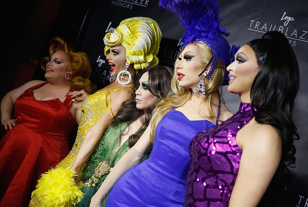 'RuPaul's Drag Race All-Stars,' Ginger Mini, Alyssa Edwards, Phi Phi O' Hara, Alaska 5000, and Tatianna