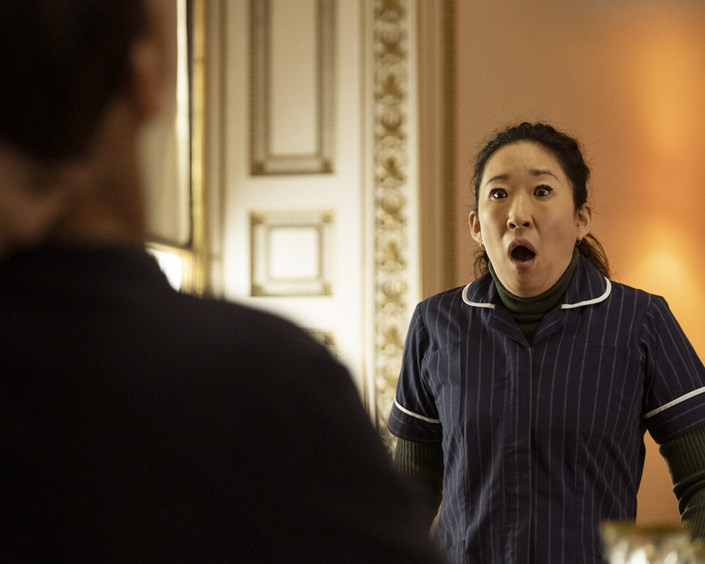 Killing time? 'Killing Eve' launching Season 3 two weeks early
