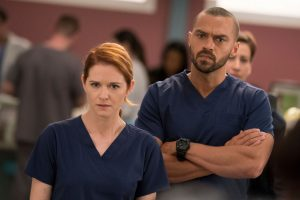 'Grey's Anatomy': Are Jesse Williams and Sarah Drew Friends in Real Life?