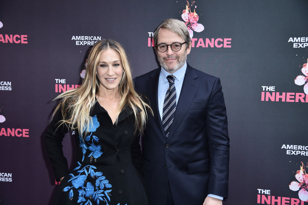 "Sarah Jessica Parker and Matthew Broderick attend ""The Inheritance"" Opening Night"