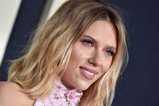 Scarlett Johansson attends the premiere of 'Jojo Rabbit' on Oct. 15, 2019