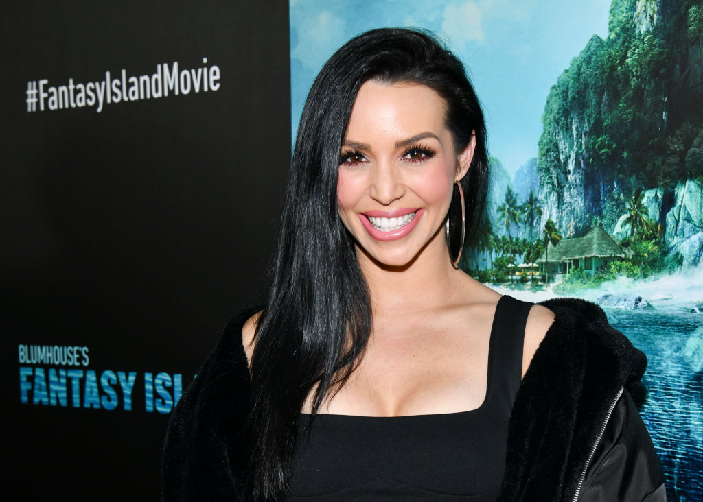 "Scheana Shay attends the Premiere Of Columbia Pictures' ""Blumhouse's Fantasy Island"" at AMC Century City 15"