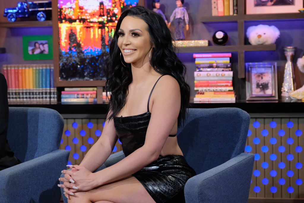 Scheana Shay on 'Watch What Happens Live'
