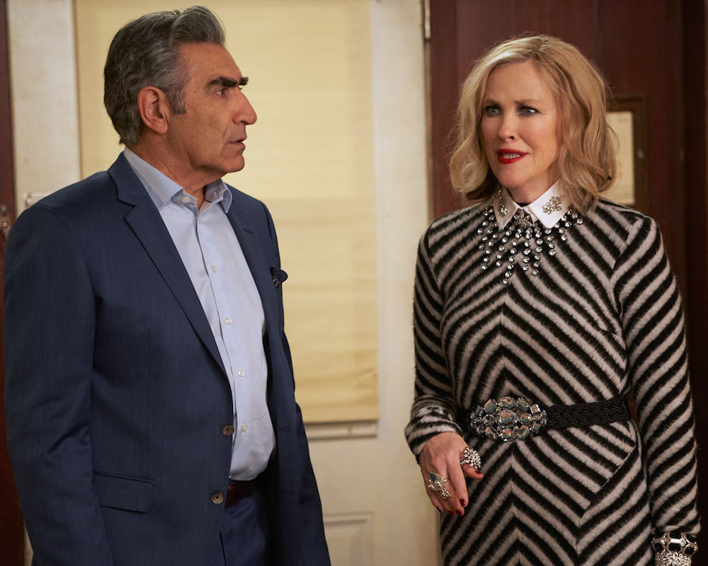 Schitt's Creek: Eugene Levy and Catherine O'Hara