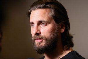 Scott Disick's Former Modeling Career Included Book Covers