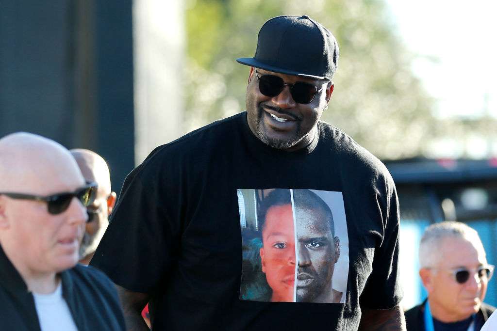 'Tiger King': Shaquille O'Neal Defends Himself After Appearing in Netflix Series