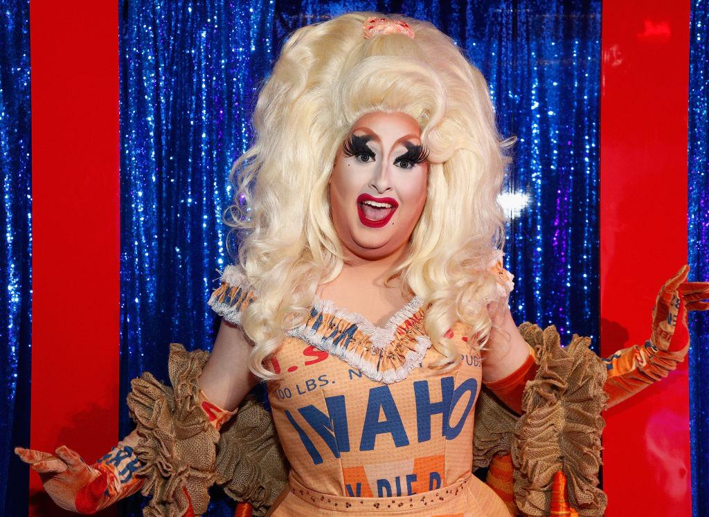 Sherry Pie attends 'RuPaul's Drag Race Season 12' meet the queens