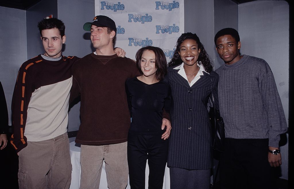 Cast of She's All That