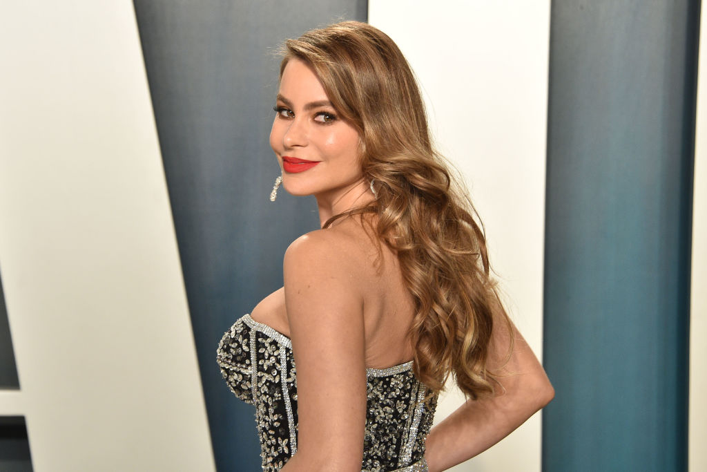 Sofía Vergara asiste a la Vanity Fair Oscar Party 2020