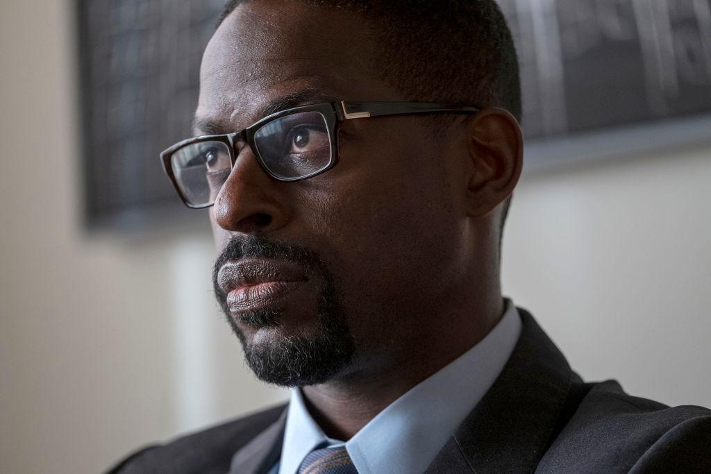 Sterling K. Brown as Randall on This Is Us - Season 4