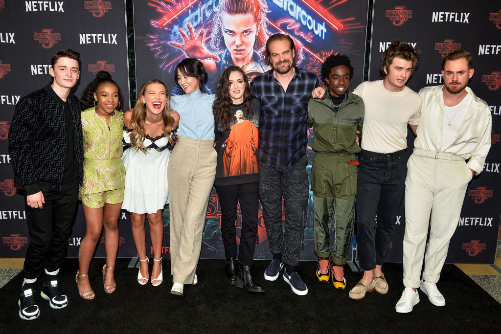 'Stranger Things' Season 4 Stops Production over Coronavirus