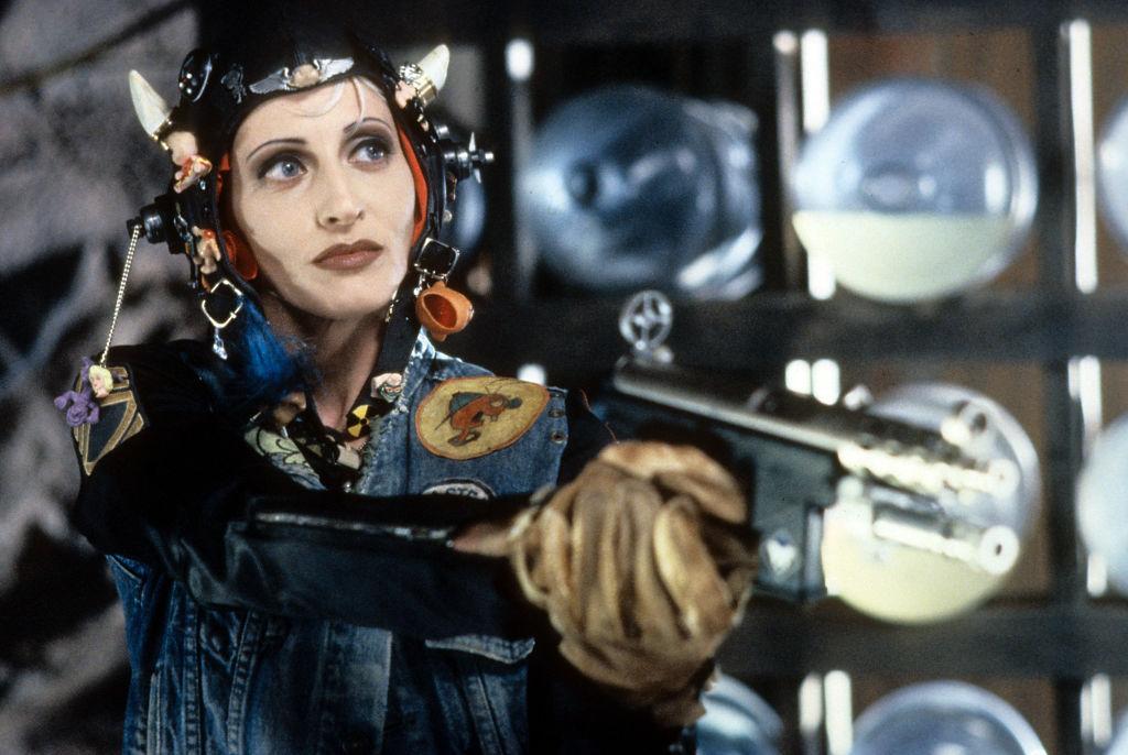 Tank Girl Lori Petty