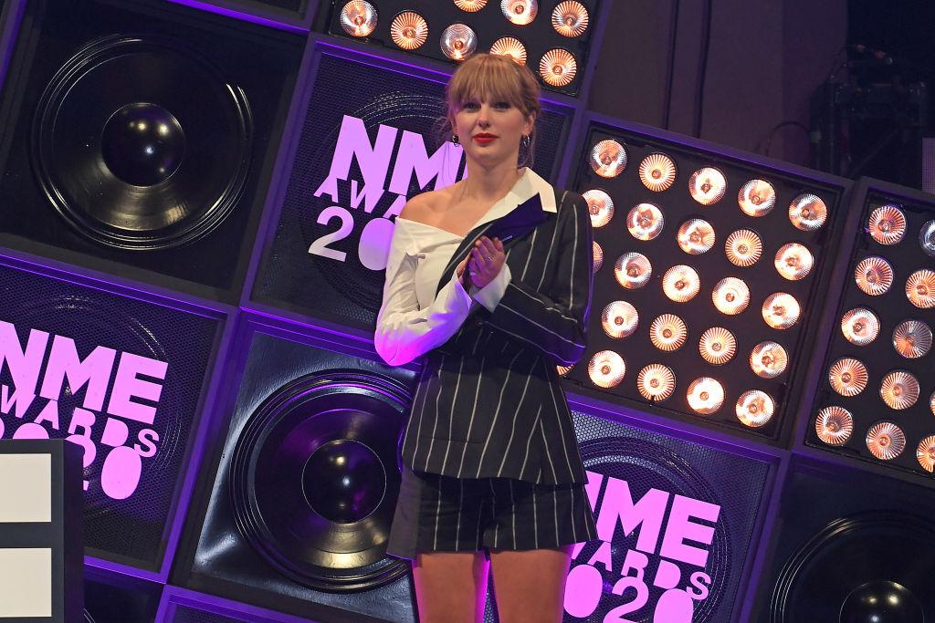 Taylor Swift speaks out about Coronavirus
