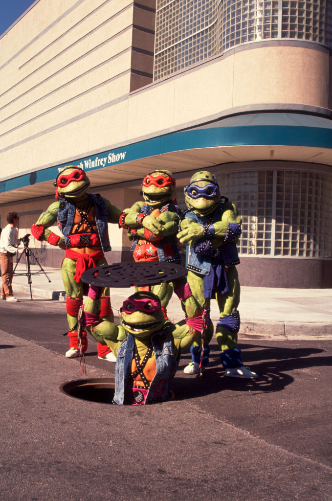 Teenage Mutant Ninja Turtlres