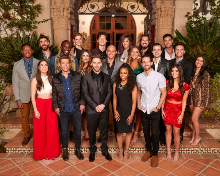 The cast of 'The Bachelor Presents Listen to Your Heart'