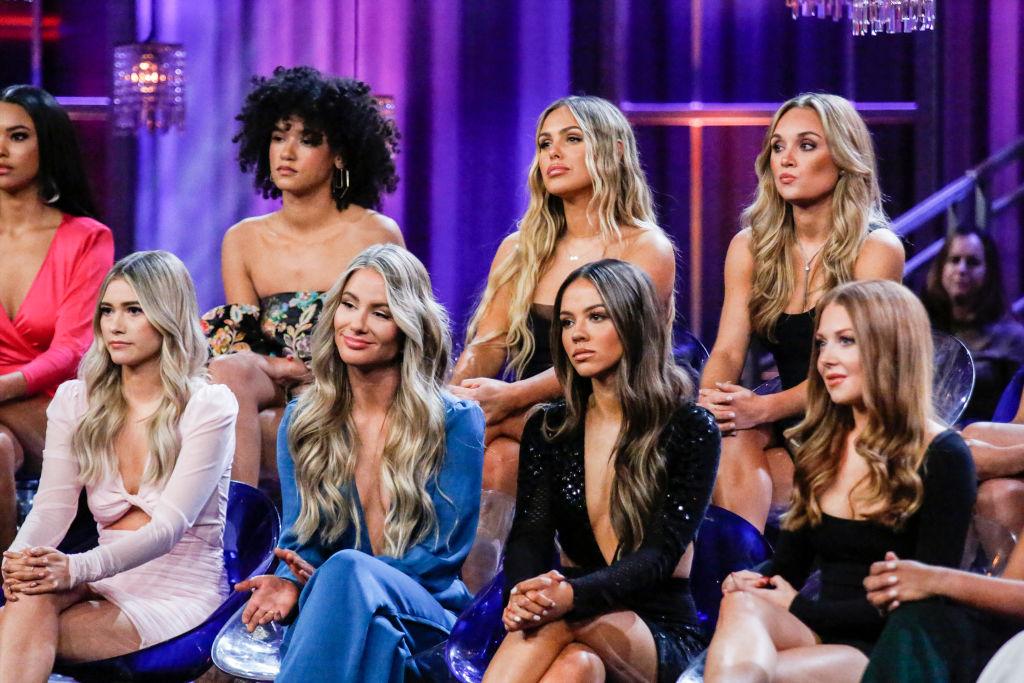 Mykenna, Alexa, Victoria P., Kylie, Sydney, Sarah, Lexi on 'The Bachelor' Women Tell All