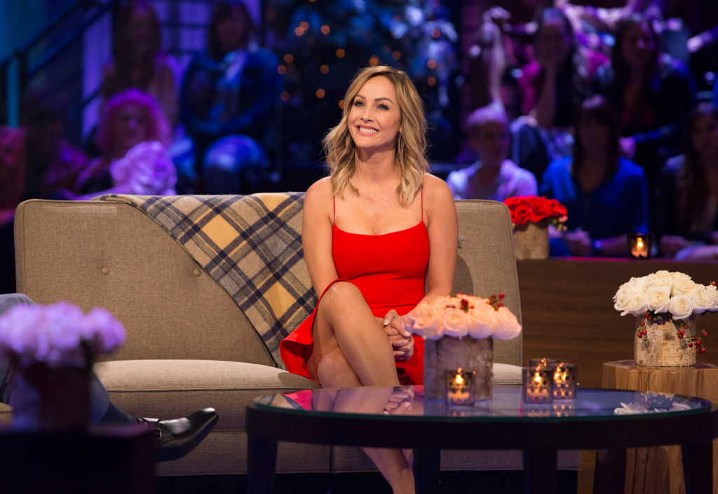 """Clare Crawley on ABC's """"The Bachelor - Winter Games"""""""