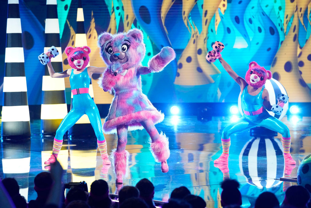 The Bear - The Masked Singer