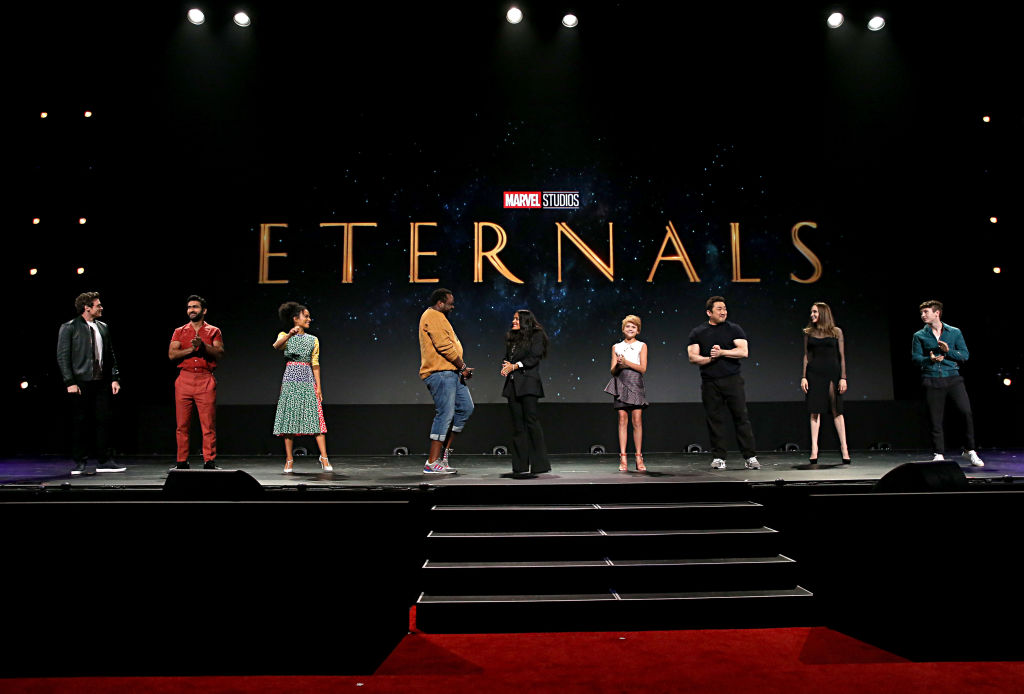 'The Eternals' MCU