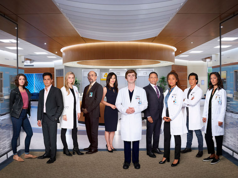 'The Good Doctor' characters