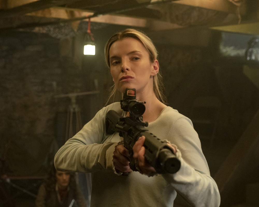 The Hunt: Betty Gilpin