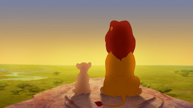 'The Lion King': The Original Ending Was Really Dark for a Disney Movie