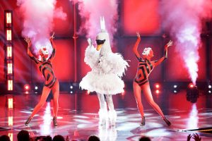 'The Masked Singer': Fans Think They Know Who's Under The Swan Mask