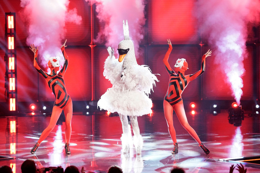 The Swan - The Masked Singer