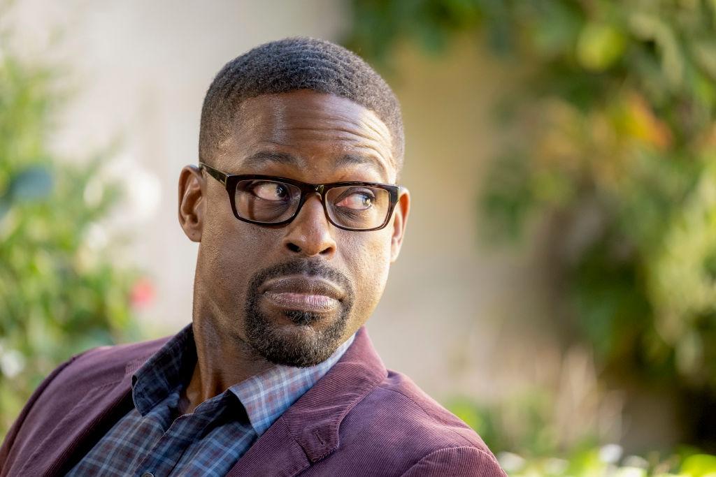 Sterling K. Brown as Randall on 'This Is Us' Season 4