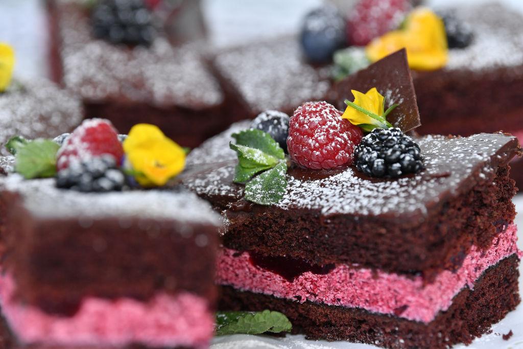 Thuringian tin cake