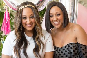 Tia Mowry Cries Over Not Being Able to See Tamera Amid the Coronavirus Quarantine