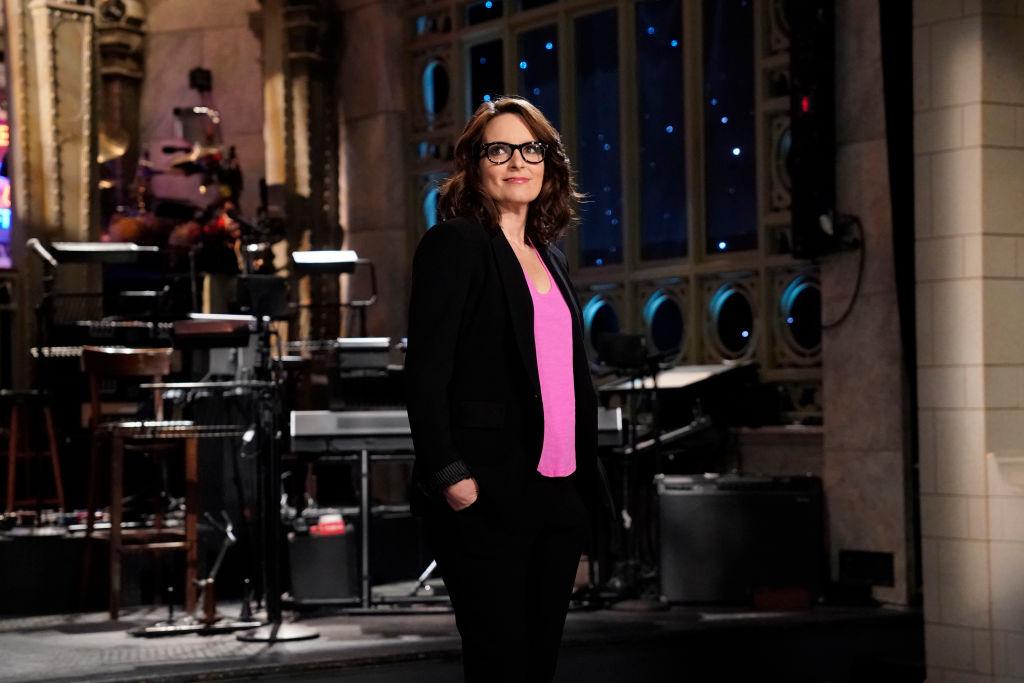 "Tina Fey on ""Saturday Night Live"""