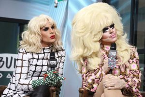 From 'UNHhhh' to 'What's the Tee?' Here Are a Few 'RuPaul's Drag Race' Related Podcasts