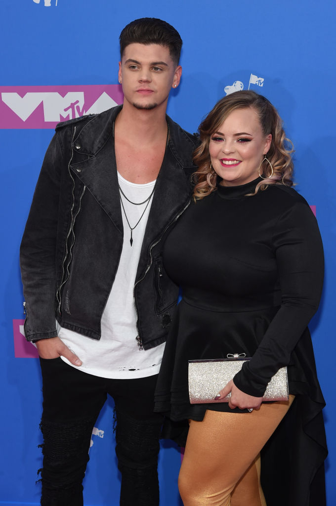 Tyler Baltierra and Catelynn Lowell | Jamie McCarthy/Getty Images
