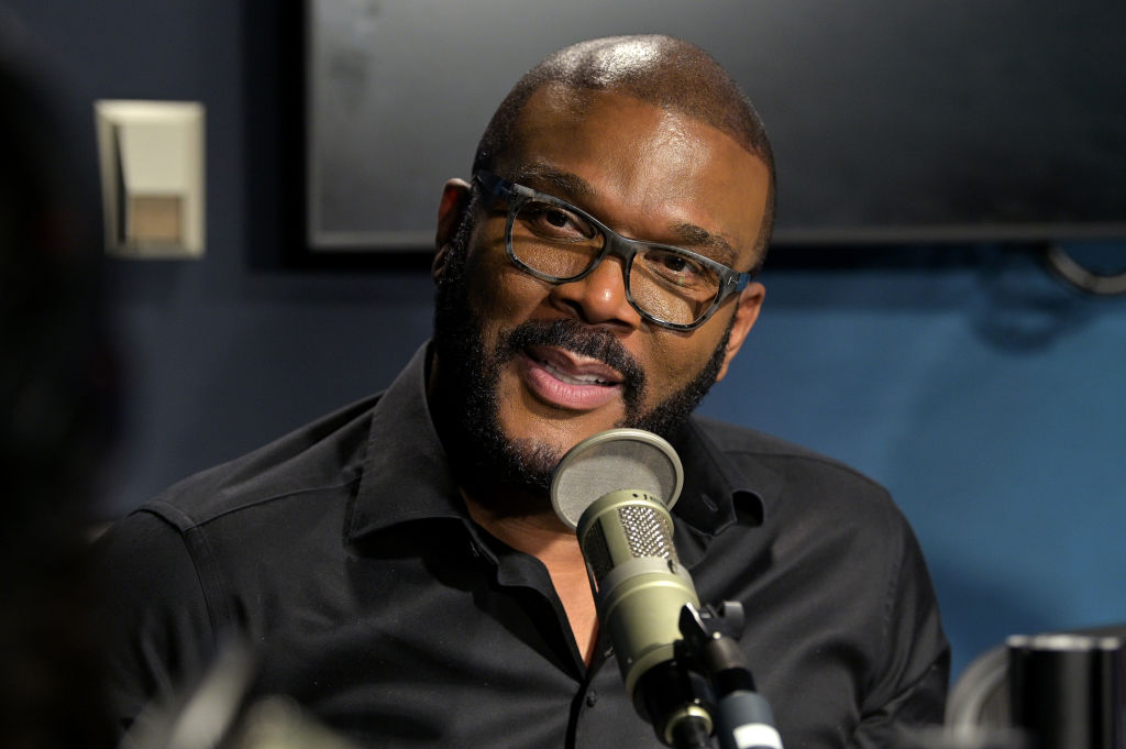 Tyler Perry in an interview in January 2020