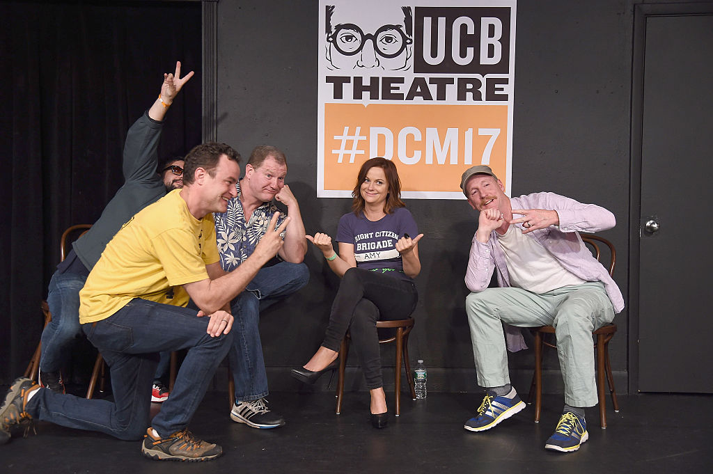 ucb 4 and amy poehler