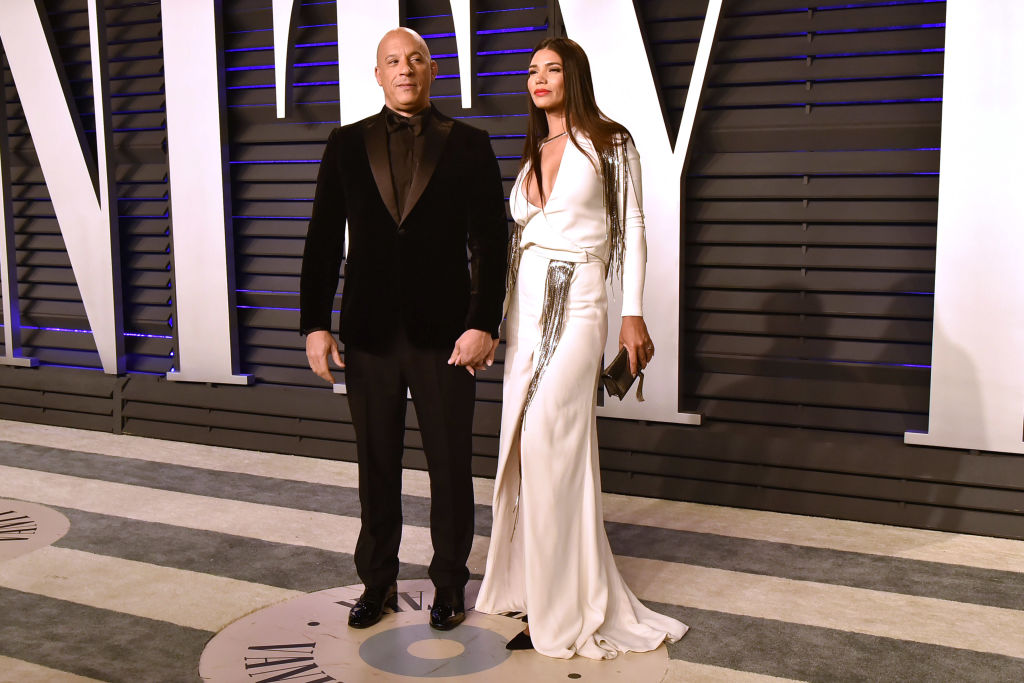 Who Is 'Fast and Furious' Star Vin Diesel's Partner and ...